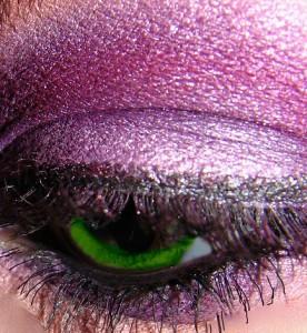 Der beste Lidschatten für grüne Augen