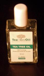 Mittel gegen Pickel: Teebaumöl - Beauty Lounge