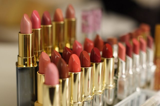 Lippenstifttest